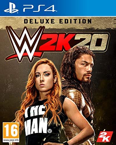 WWE 2K20 Deluxe PS4 [Importación inglesa]