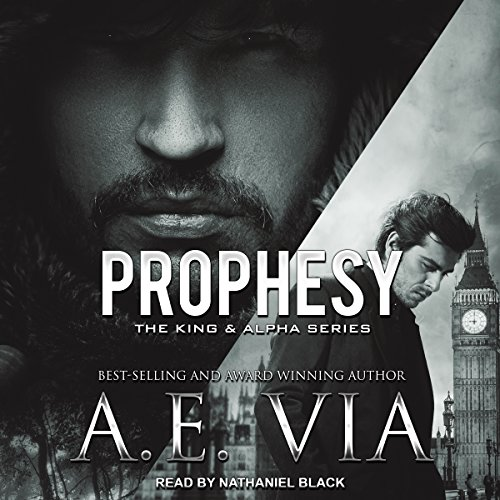 Prophesy audiobook cover art