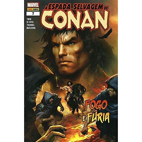 A Espada Selvagem de Conan n° 7