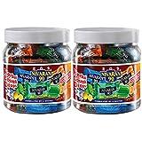 Nivaran 90 Herbal Cough Drops - 100 Count (Pack of 2)