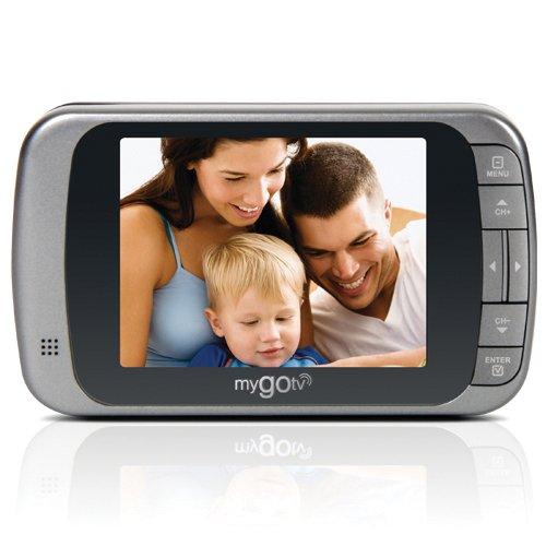 Innovative DTV Solutions DHT235D 3.5-Inch LCD Pocket Digital TV