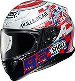Shoei Casco NXR Marquez PowerUp, 2XS