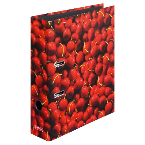 Preisvergleich Produktbild Ordner A4 8Cm Kirschen