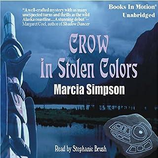 Crow in Stolen Colors audiobook cover art
