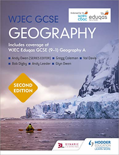WJEC GCSE Geography Second Edition (English Edition)