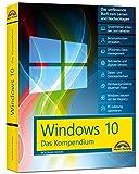 Windows 10 - Das große Kompendium Buch - komplett...
