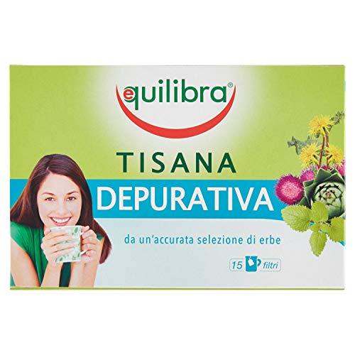 Equilibra Tisana Depurativa, 15 Bustine