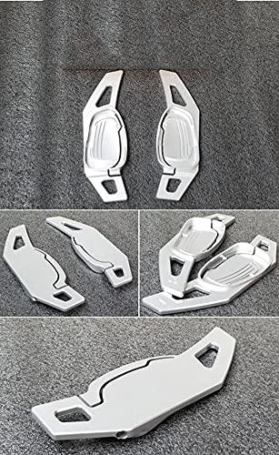 AMTXalo Paleta de volante de coche extender DSG pegatinas paletas de cambio, para asiento Cupra 2019 Formentor 2020 Cupra Ateca Leon Sportstoure 2021