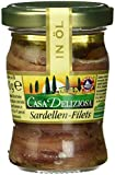 Casa Deliziosa Sardellenfilets gestreckt in Öl