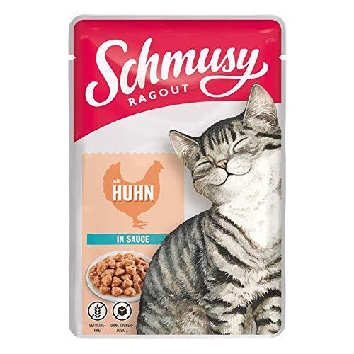 Schmusy Ragout mit Huhn in Sauce 100g (Menge: 22 je Bestelleinheit)