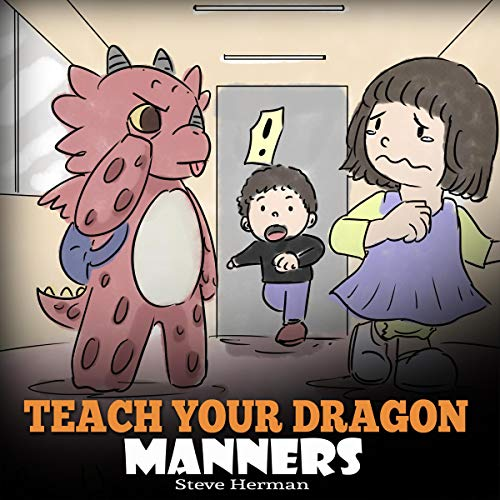 Teach Your Dragon Manners: Train Your Dragon to Be Respectful Titelbild