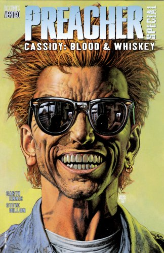Preacher Special: Cassidy: Blood and Whiskey #1 (English Edition)