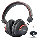 Avantree Audition 40hr aptX Wireless Wired Bluetooth Kopfhörer Over-Ear mit Mikrofon, Hi-Fi...