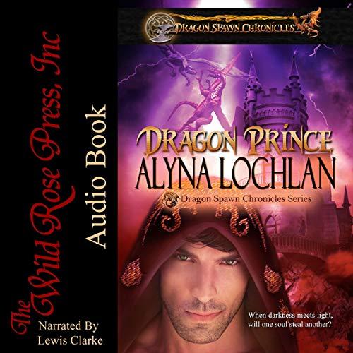 Dragon Prince  audiobook cover art