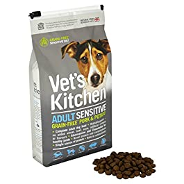 Vet's Kitchen Grain Free Dog Food Adult Sensitive Pork and Potato