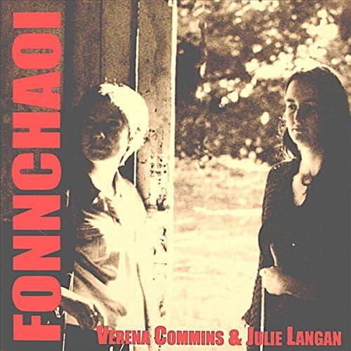 Verena Commins & Julie Langan