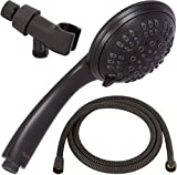 6 Function Handheld Shower Head Kit - High...