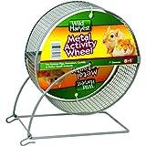 Best Hamster Wheels - Wild Harvest 7 inch Metal Pet Activity Wheel Review