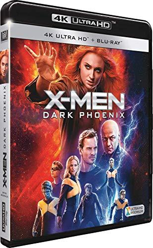 X-Men : Dark Phoenix [4K Ultra HD] [4K Ultra HD + Blu-ray]