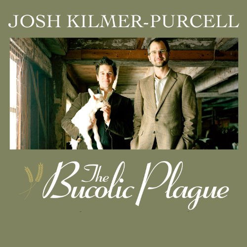 The Bucolic Plague audiobook cover art