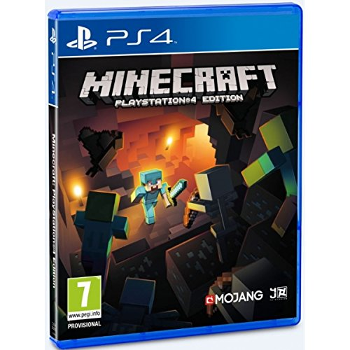 Sony Minecraft, PS4, IT PlayStation 4 Italiano vídeo - Juego (PS4, IT, PlayStation 4, Supervivencia / Horror, Modo multijugador, E10 + (Everyone 10 +))