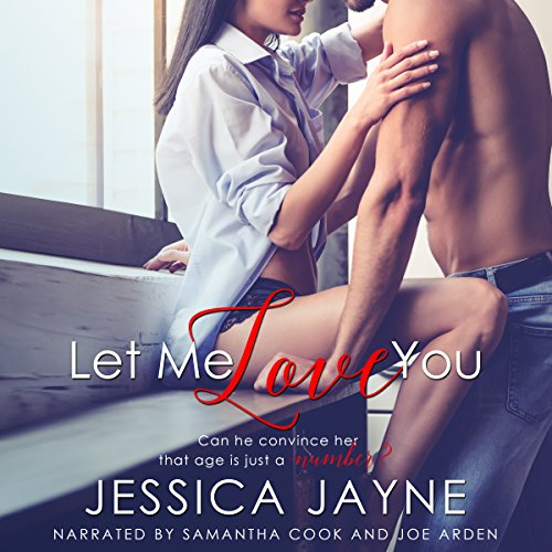 Let Me Love You audiobook cover art