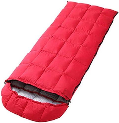 JW-DDP Sac de Couchage de Camping en Hiver, Voyage en Plein air réchauffe Le Sac de Couchage pour Dormir