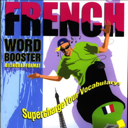 French Word Booster audiobook cover art