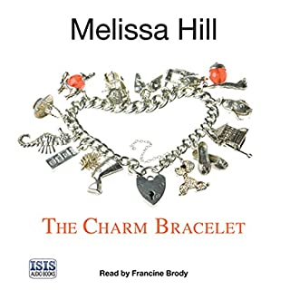 The Charm Bracelet                   By:                                                                                                                                 Melissa Hill                               Narrated by:                                                                                                                                 Francine Brody                      Length: 11 hrs and 29 mins     17 ratings     Overall 4.4