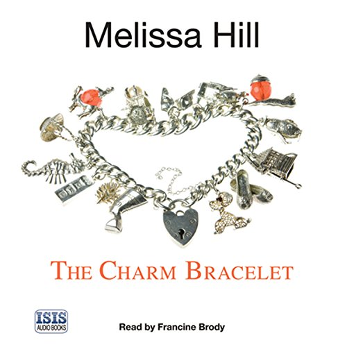 The Charm Bracelet audiobook cover art