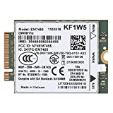 EM7455 Card, Wireless 4G LTE WWAN NGFF Module for Dell Latitude, 300 Mbps Max Download Speed, PCIe M.2 Form Factor