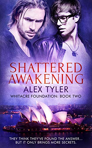 Shattered Awakening: An Action-Adventure MM Romance with Magic! (Whitacre Foundation Book 2) (English Edition)