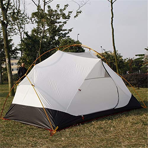 RongWang 4 Season 2 Person Tent Vents Ultralight Camping Tent Body For MRS Hubba Inner Tent