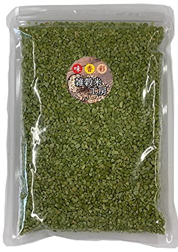 雑穀米本舗 ひきわり青大豆 500g