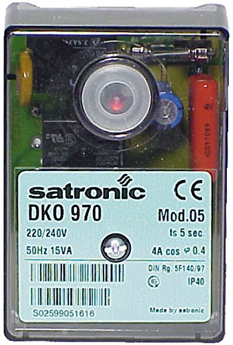 Satronic Steuergerät DKO970 Mod. 05