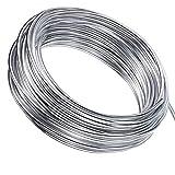 Alambre de aluminio 3mm, alambre aluminio manualidades,...