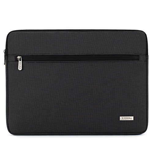kizuna 11-11.6 Inch Laptop Sleeve Case Computer Bag Universal for 13' Surface Pro X/13 MacBook Air Retina/13 Pro Touch Bar/Dell XPS 13/Huawei MateBook 13/11.6' Lenovo Chromebook C330,Black