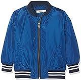 NAME IT Baby-Jungen NMMMARTEN Bomber Jacket Jacke, Blau (Limoges Limoges), 104