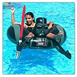 Nino Star Products Pool Float Black Outdoor