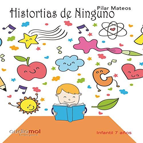 Historias de ninguno [Stories of None] audiobook cover art