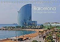 Barcelona im Auge der Kamera (Tischkalender 2022 DIN A5 quer): Barcelona abseits bekannter Pfade (Monatskalender, 14 Seiten )