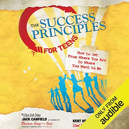 『The Success Principles for Teens』のカバーアート