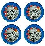 Looping Chewie Star Wars Chips de repuesto original Hasbro con adhesivo (9 unidades)