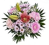 Blumenstrauß zum Geburtstag -Sommerlaune von Flora Trans- frische Blumen für eine Frau