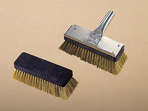 Ricambio spazzolone ottone cm. 22x7