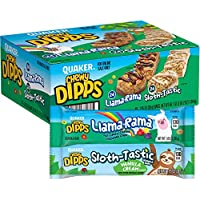 48-Count Quaker Chewy Dipps Granola Bars Variety Pack