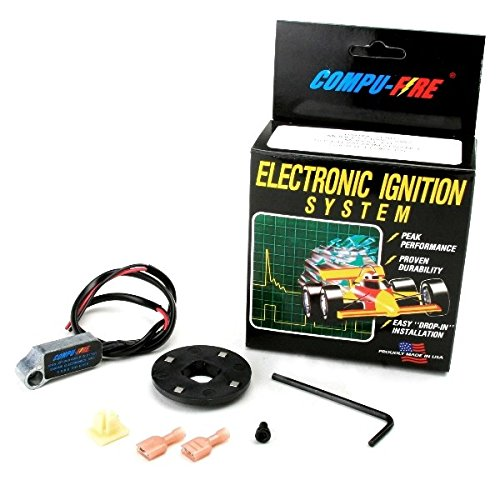 Compufire 21101 Electronic Ignition For Vw Vacuum Advance Distributors