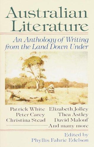 Australian & Oceanian Literature