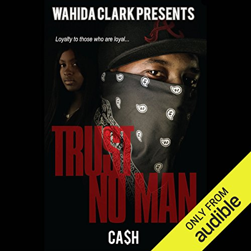 Trust No Man audiobook cover art