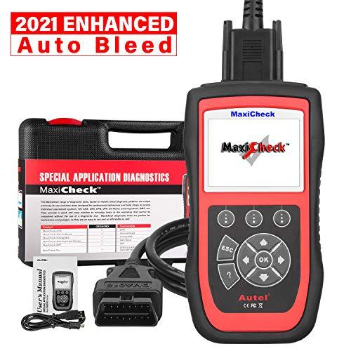 Autel MaxiCheck Pro OBD2 Scanner Automotive Diagnostic Scan Tool with...